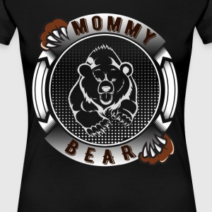 Mommy Bear T-Shirts - Women's Premium T-Shirt