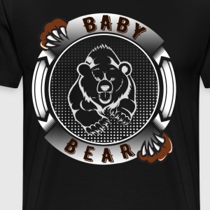 Baby Bear T-Shirts - Men's Premium T-Shirt