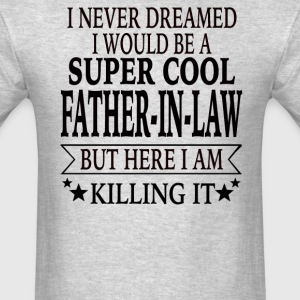 Father-In-Law - Men's T-Shirt