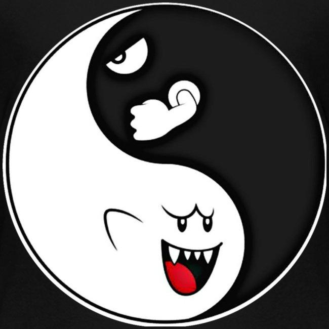 Bullet Bill Ghost Yin Yang
