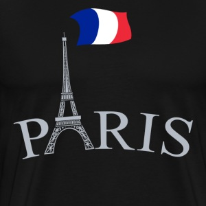 Paris, France - Men's Premium T-Shirt