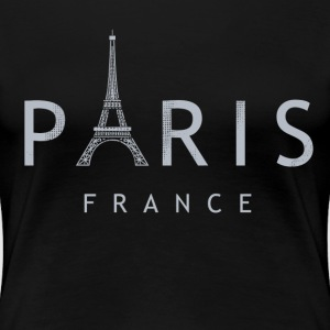 Paris, France - Women's Premium T-Shirt