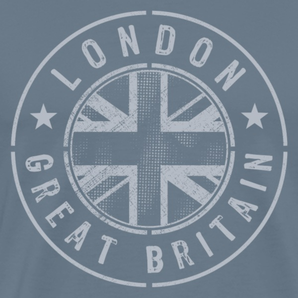 London, England - Men's Premium T-Shirt