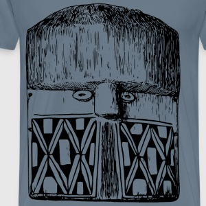 Aweti mask 2 - Men's Premium T-Shirt