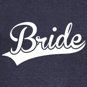 Bride Long Sleeve Shirts - Women's Wideneck Sweatshirt