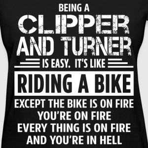 Clipper And Turner - Women's T-Shirt