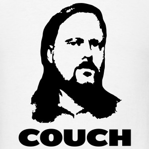 COUCH FOO - Men's T-Shirt