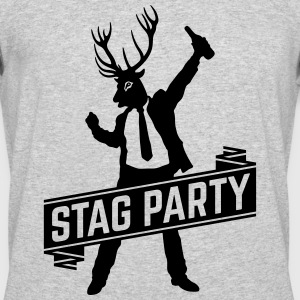 Stag Party / Bachelor Party (1C) T-Shirts - Men's 50/50 T-Shirt