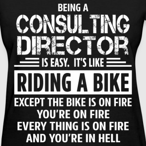 Consulting Director - Women's T-Shirt