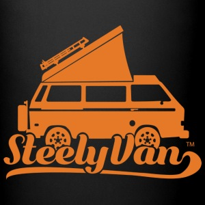 SteelyVan Logo Mugs & Drinkware - Full Color Mug