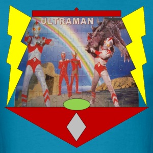ULTRAMAN PUZZLE - Men's T-Shirt