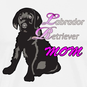 Lab Mom - Men's Premium T-Shirt
