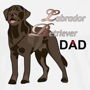 Lab Dad - Men's Premium T-Shirt
