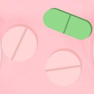 Pills - Women's Premium T-Shirt