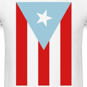 Boricua Flag T-Shirts - Men's T-Shirt