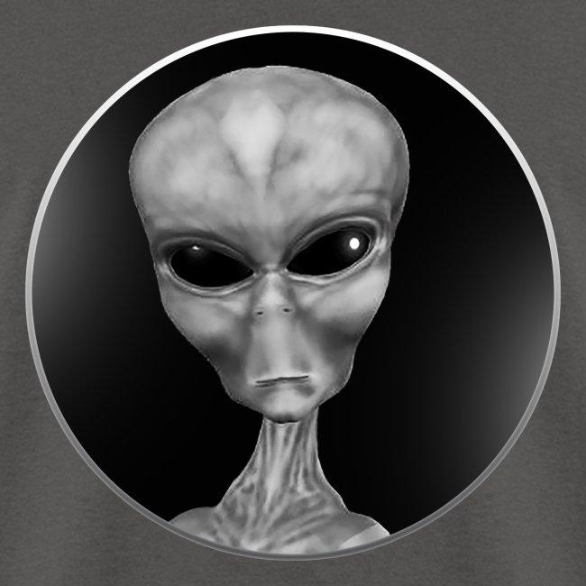 Grey Alien Window