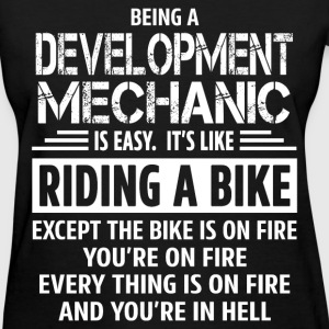 Development Mechanic - Women's T-Shirt