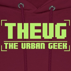 THEUG | The Urban Geek Hoodies - Men's Hoodie
