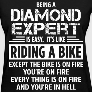 Diamond Expert - Women's T-Shirt