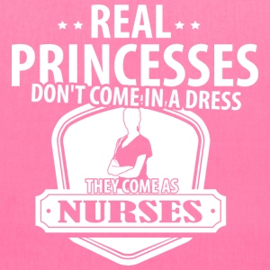 Nurse Real Princesses Bags & backpacks - Tote Bag