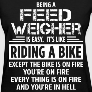 Feed Weigher - Women's T-Shirt