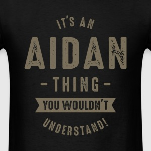 Aidan Thing - Men's T-Shirt