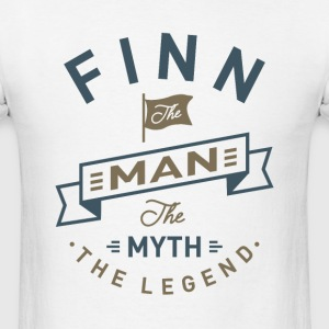 Finn The Man - Men's T-Shirt