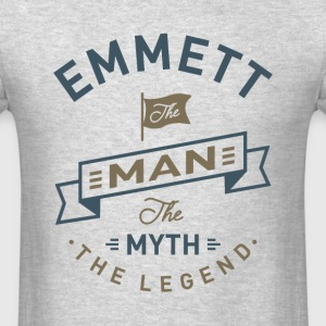 Emmett The Man - Men's T-Shirt