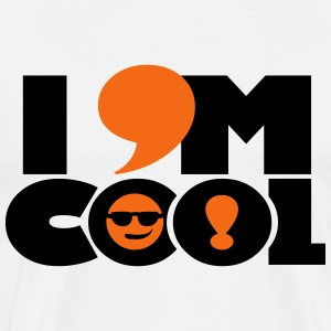 I AM COOL - Men's Premium T-Shirt