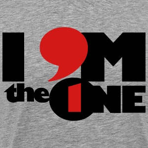 I AM THE ONE - Men's Premium T-Shirt