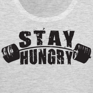 Stay Hungry - Barbell Sportswear - Men's Premium Tank