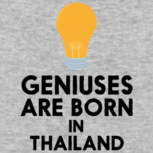 Geniuses are born in THAILAND S256x T-Shirts - Baseball T-Shirt