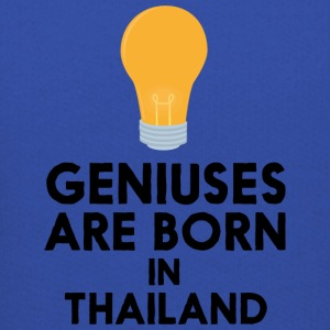 Geniuses are born in THAILAND S256x Sweatshirts - Kids' Premium Hoodie