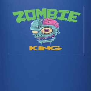 Zombie King Coffee Mug - Full Color Mug
