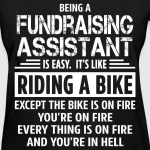 Fundraising Assistant - Women's T-Shirt