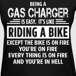 Gas Charger - Women's T-Shirt