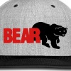 Bear Pride Snap Back - Snap-back Baseball Cap