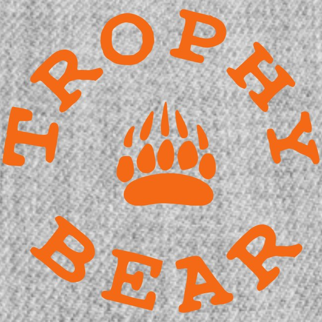 Trophy Bear Snap Back