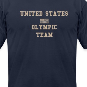 United States Teams - Men's T-Shirt by American Apparel