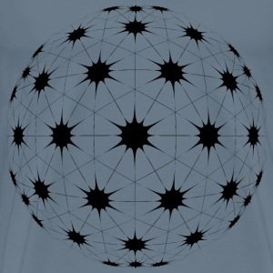 Abstract Sphere - Men's Premium T-Shirt
