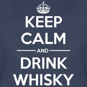 Drinks Keep calm Whisky T-Shirts - Women's Premium T-Shirt