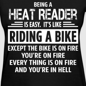Heat Reader - Women's T-Shirt