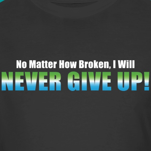 NEVER GIVE UP v1