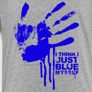 Arrested Development Just Blue Myself Quote - Kids' Premium T-Shirt