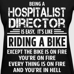 Hospitalist Director - Women's T-Shirt