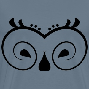 Animal Face - Men's Premium T-Shirt