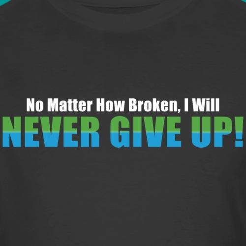 NEVER GIVE UP v2