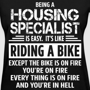 Housing Specialist - Women's T-Shirt