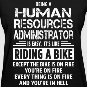 Human Resources Administrator - Women's T-Shirt