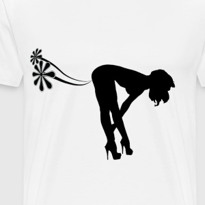 Temptress - Men's Premium T-Shirt